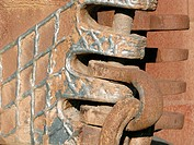Detail of chain