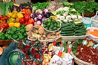 10753470, retail trade, delicatessen, vegetables, spices, food, food, groceries, Lugano, Switzerland, Europe, Porcini Neri, Sw