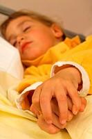 CHILD HOSPITAL PATIENT<BR>Model.
