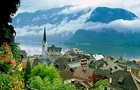 Hallstatt. Salzkammergut. Austria