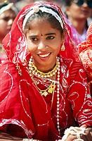 Girl. Rajasthan. India