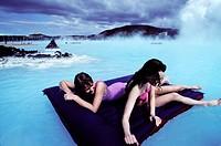 Blue Lagoon Geothermal Spa. Grindavík. Iceland