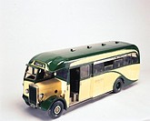 Model (scale 1:8). The Leyland Cheetah coach entered service in the 1930s. The vehicles had a lightweight chassis, were powered by a 4.9 litre Leyland...