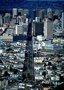 USA, California, San Francisco, cityscape