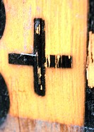 Plus sign, close-up (thumbnail)