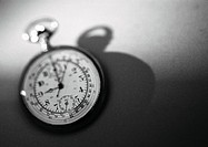 Pocket watch, b&amp;w