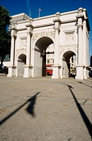 Marble Arch (architect John Nash). London. England