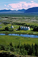 Thingvellir historic site, Iceland