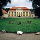 Manor House, Emkendor, Schleswig-Holstein, Germany