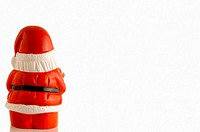 Santa Claus figure