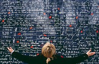 Le mur des je t´aime (the wall of I love you). Square Jean Rictus, Place des Abesses, Paris, France