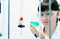 Chemical characterization laboratory