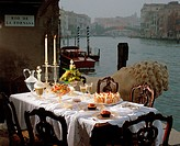 Italian Buffet in Venice