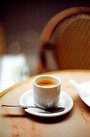 Espresso - Cafe - Paris - Frankreich | Espresso - Coffeehouse - Paris - France |   fully-released