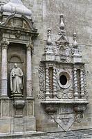 Spain, Katalonien, Monasterio Santa Maria de Poblet