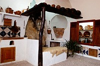 Birth House of Sor Francinaina Cirer. Sencelles. Majorca. Balearic Islands. Spain
