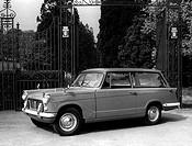Verkehr hist., Autotypen, Triumph Herald, ´1200´ Estate Car,  Foto: IF