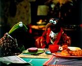 Film, ´Muppets aus dem All´ (Muppets from space), Regie Tim Hill, Filmszene mit Puppen,  trickfilm, puppenfilm, nach jim henson,
