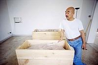Hidetoshi Nagasawa, Japanese sculptor, 1992