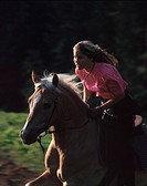 animal, animals, Dynamic, girls, horse, horse racing, riding, spare time, sports, teenager, youngsters, people