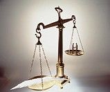 Business & Profession, Object, Balance scales, Feather