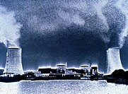 10760703, atomic power station, nuclear power station, nuclear power station, electricity, energy, energy supply, power statio