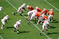CanesFest, Orange Bowl preseason scrimmage, University of Miami Hurricanes, Miami. Florida, USA