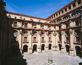 Universidad Pontificia (Pontifical University). Salamanca. Spain