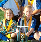 Youth Soccer Team Champions
