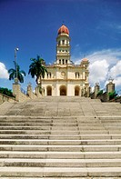 Church of El Cobre. Santiago de Cuba. Cuba