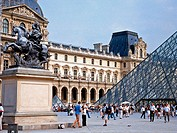 Louvre Museum. Paris, France