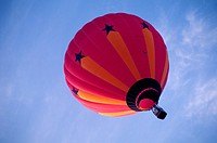 High Flyers Hot Air Balloon Race