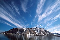 Spitzbergen, Svalbard archipelago. Norway