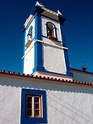 Church of San Geraldo. Alentejo. Portugal