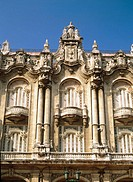 Grand Theatre of Havana. Old Havana. Cuba