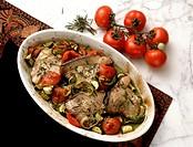 Tuna provencal