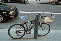 Bicycle, New York. USA