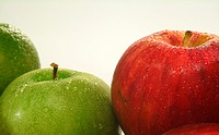 Food, fruit, apple