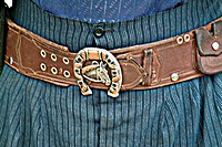 Belt, buckle, Rio Grande do Sul, Brazil