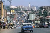Addis Abeba. Ethiopia.