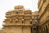 Fort, palace, Jailsalmer, Rajasthan, India