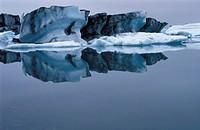 Jokürsalon Gletscherlagune