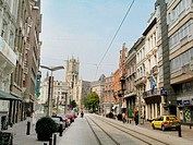 Ghent. Belgium