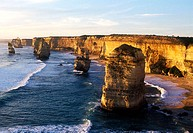Twelve Apostles coastline, Port Campbell National Park. Victoria, Australia