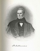 Benjamin Silliman Senior (1779-1864), American chemist. Silliman initially studied law, but in 1802 he was appointed as professor of chemistry and nat...