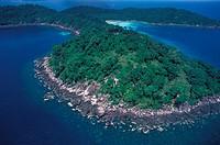 Pulau Tulai off Tioman Island, Malaysia