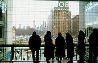 Time Warner Center. Columbus Circle. New York city. USA.