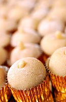 Pastries at La Suiza pastry shop. Jaca. Huesca province, Spain
