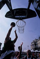 streetball challenge, trieste
