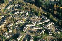 Suburban Housing Tract near south Seattle (Renton).